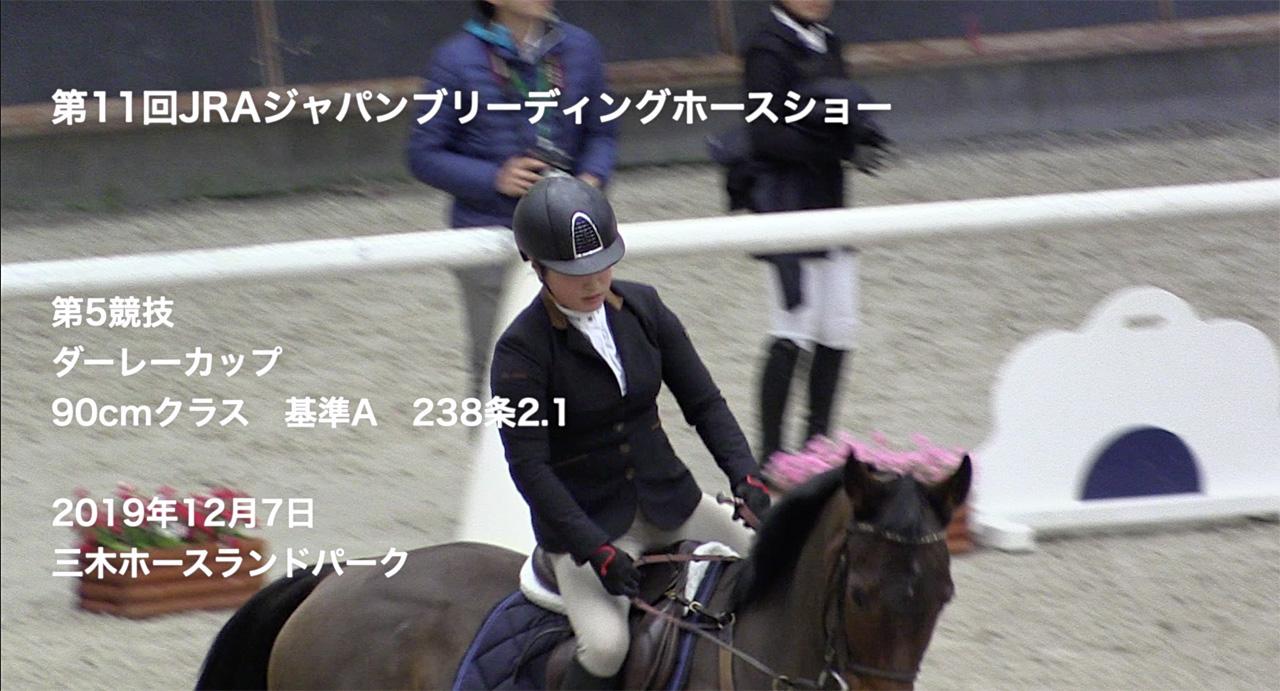 第11回JRAジャパンブリーディングホースショー